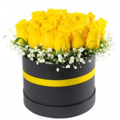 Arreglo Rosas Amarillas