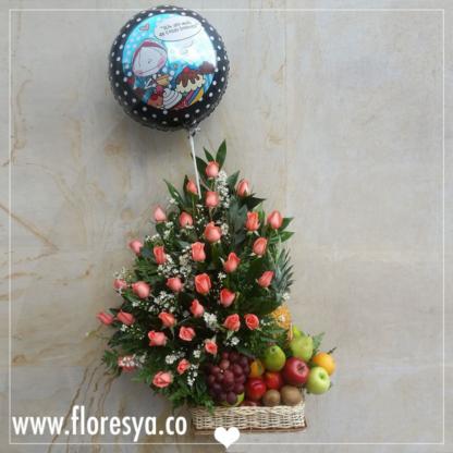 Floristeria Bogota ► Frutero Cake
