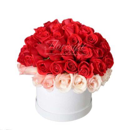 Caja De Rosas La Colina