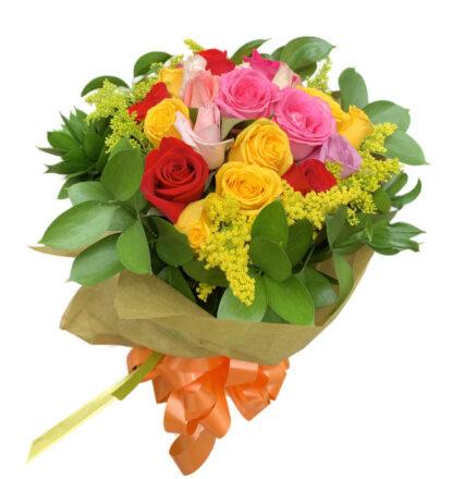 24 Rosas Colores Varios