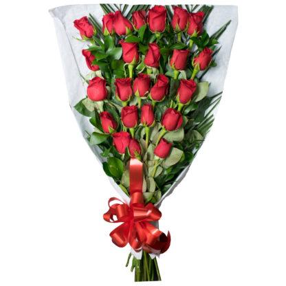 Floristeria Bogota ► Bouquet 24 Rosas Rojas