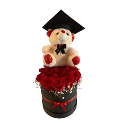 Baul 18 Rosas Graduacion