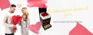 flores en promocion