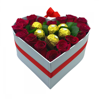 Rosas San Valentin Bogota