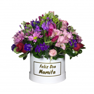 baul flores nonita